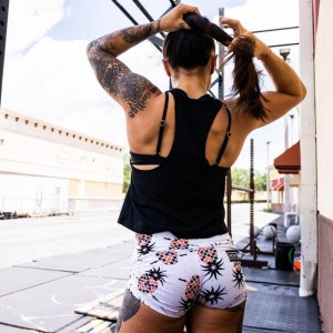 Booty Shorts Rokfit Sweet and Spiky