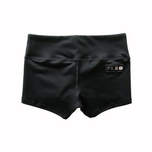 FLEO Black Shorts