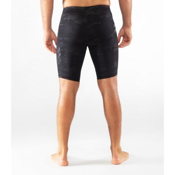 VIRUS AU11 Bioceramic Shorts Black Camo