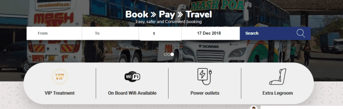 mash poa online booking