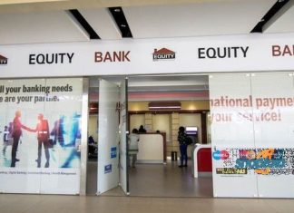 Equity bank branches in Nairobi