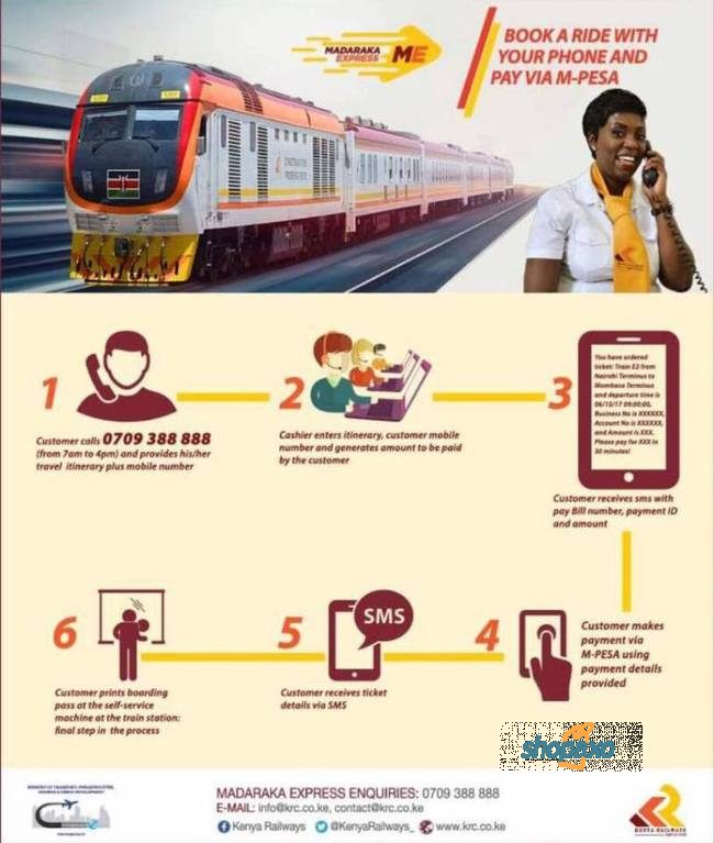How to book sgr