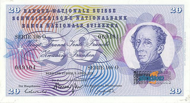 Swiss Franc-highest currency in the world