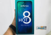Infinix Hot 8 Price in Kenya