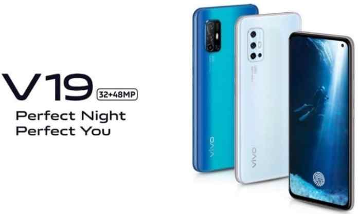 vivo v19 price in Kenya and full specifications