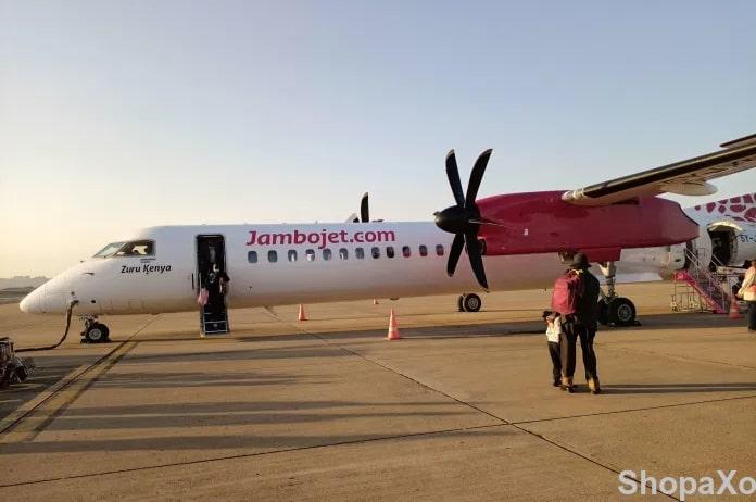 Mombasa-Eldoret, Kisumu Direct flights