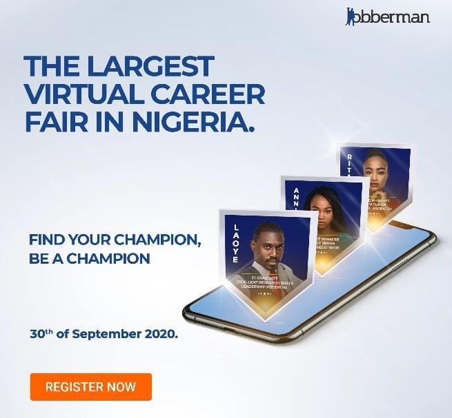 Nigeria Virtual Career Fair