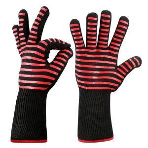 כפפות נגד חום EN407/EN420 עד 500 מעלות