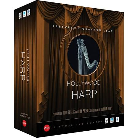 HOLLYWOOD HARP GOLD