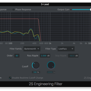 2S Engineering Filter