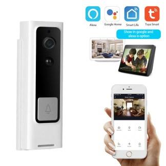 Intelligent 1080P Network Wireless Video Intercom Camera