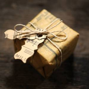 Sustainable Gift Wrap & Supplies