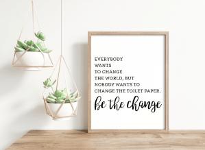 everybody wants change
