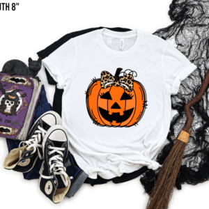scriblle bow pumpkin yth