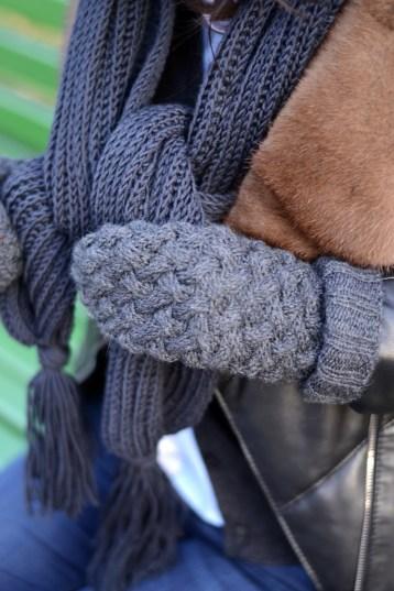 cozy winter mittens // ShopLaLune
