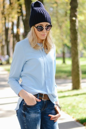 cozy casual knit hat //ShopLaLune