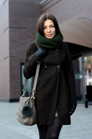 street style in brown color //ShopLaLune