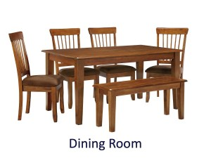 Rent to own dining room