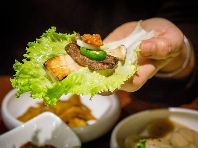 Hae Song Korean BBQ