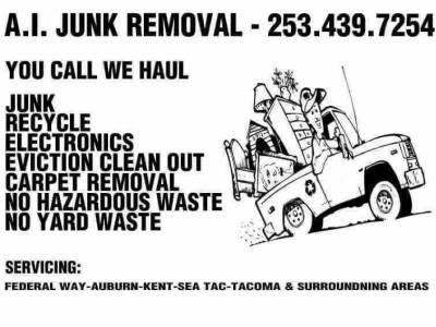 A.I. Junk Removal