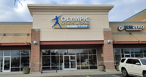 Olympic Sports & Spine