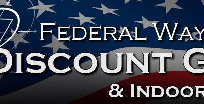 Federal Way Discount Guns & Indoor Range