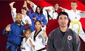 Master Shon's Black Belt USA