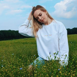 Always Tired Embroidered Jumper
