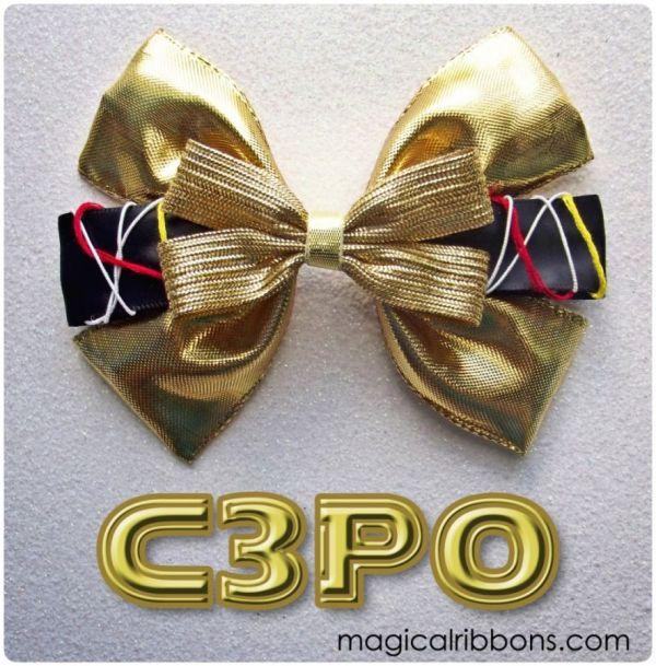 C3PO Bow
