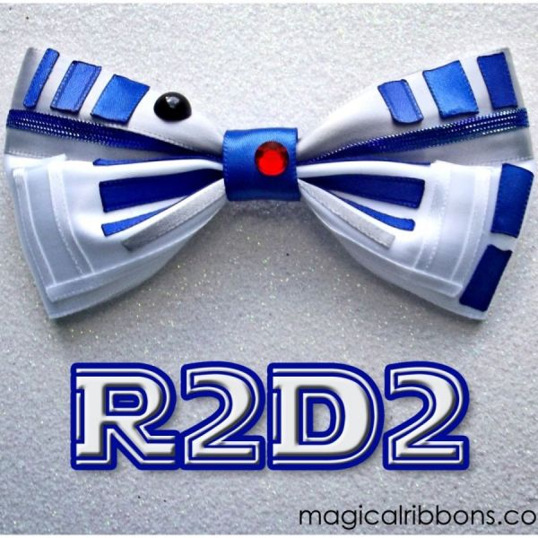 R2D2 Bow
