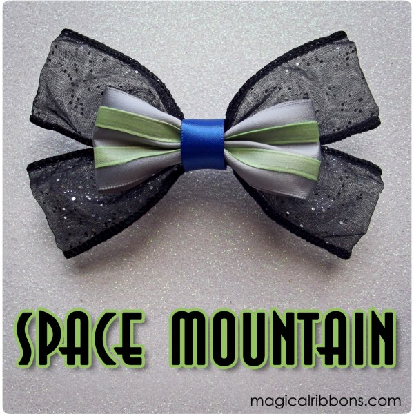 Space Mountain Bow