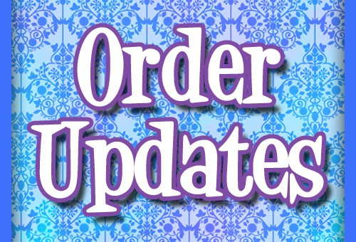 To Be Discontinued 1/12/16 & Order Updates 1/3/16