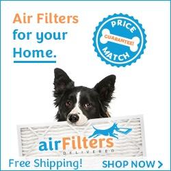 air fliters delivered