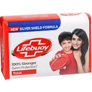 4 Pcs Lifebuoy Soap