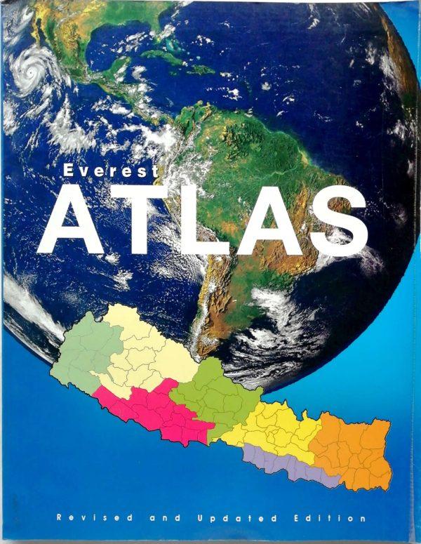 Everest atlas extra book