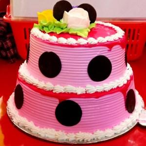 Strawberry cake – 3.5 Pound