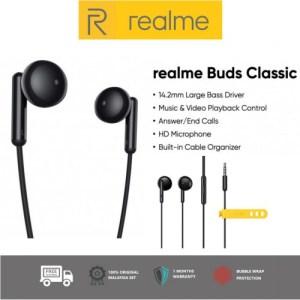 Realme Bud Classic Earphone – Original