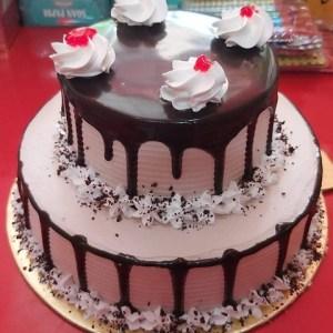 3.5 Pound Chocolate cake