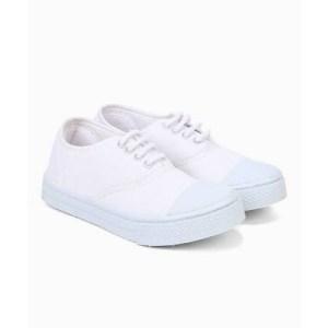 White School Shoes – सेतो जुत्ता