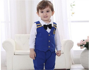 First Birthday Party Dress For Baby Boy Cheap Online