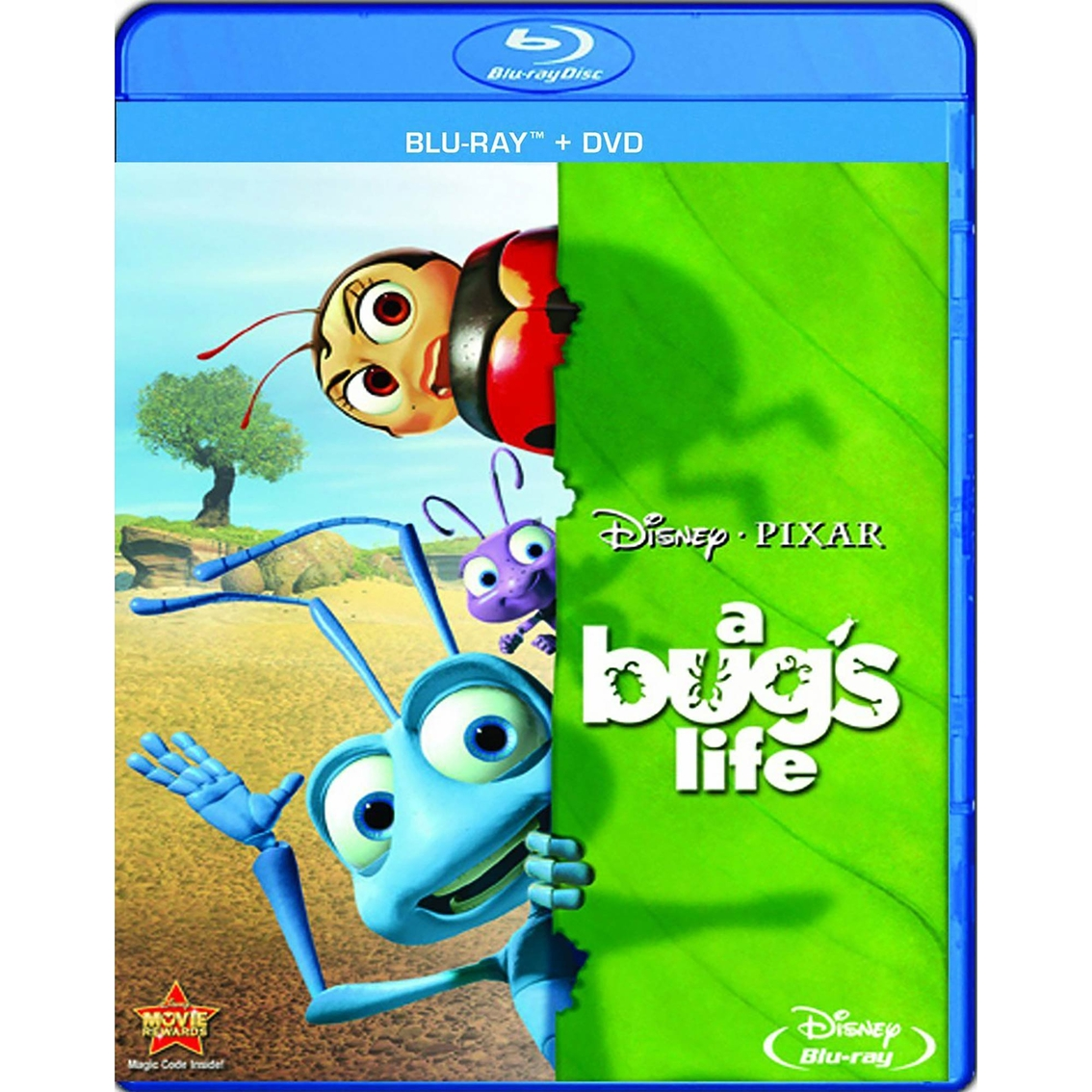 A Bug S Life Blu Ray Dvd