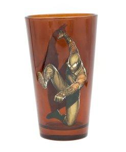 Spiderman Noir Pint Glass