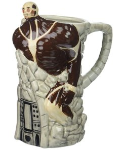 Attack on Titan Colossus coffee mug
