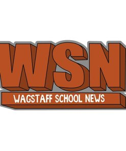 Wagstaff School News pin from Bob's Burgers