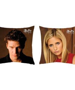 Buffy the Vampire Slayer reversible pillow cover