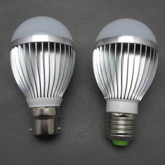 Solar DC AC LED Bulb