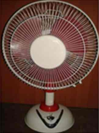Solar Table Fan DC