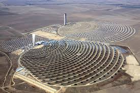 SOLAR POWER STATIONS