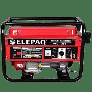 elepaq generator 2.8kva