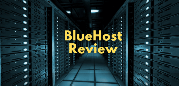 Bluehost Web Host Review